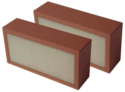 Filterset Flexit S4RE (äldre modell) F7