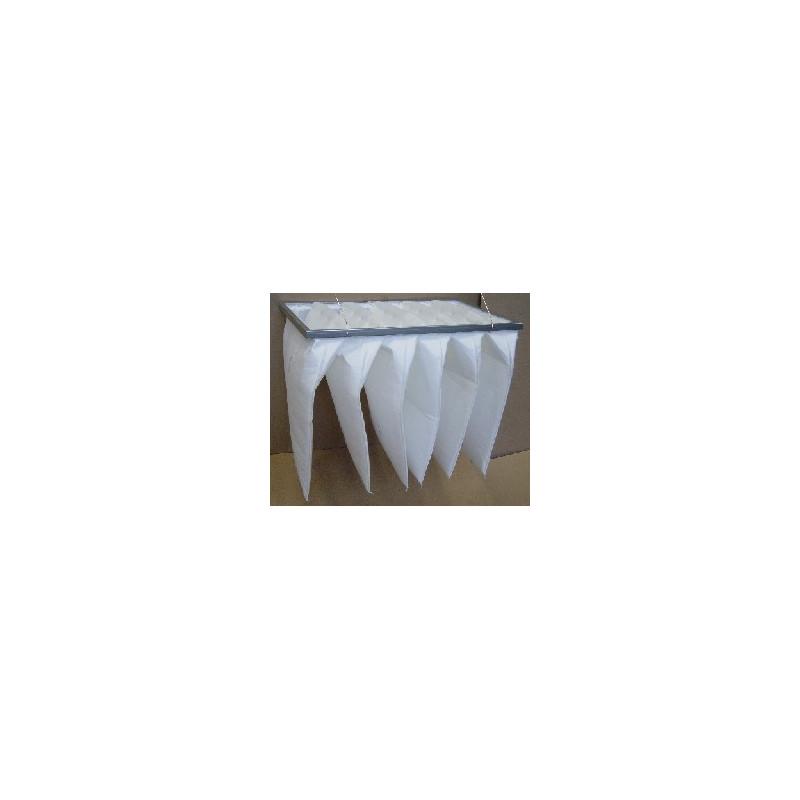 Filterset Systemair FFK 60-30 F5