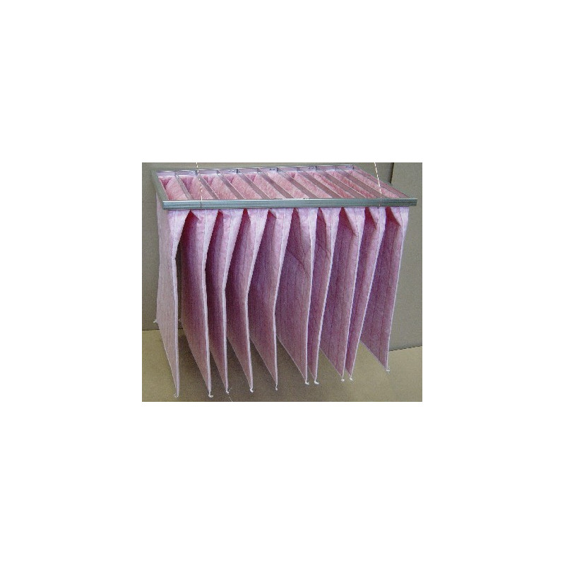 Filterset Systemair FFK 80-50 F7