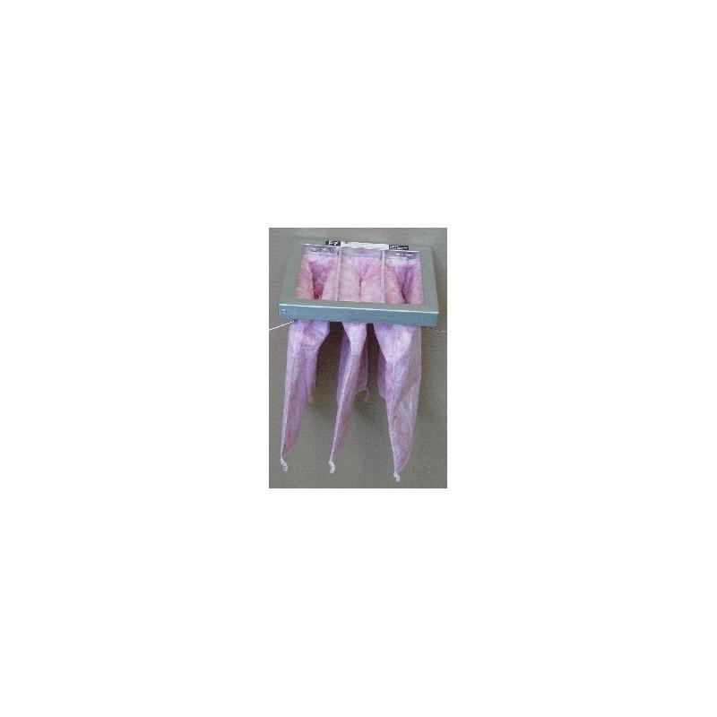 Tilluftsfilter FFR 355, 400 F7