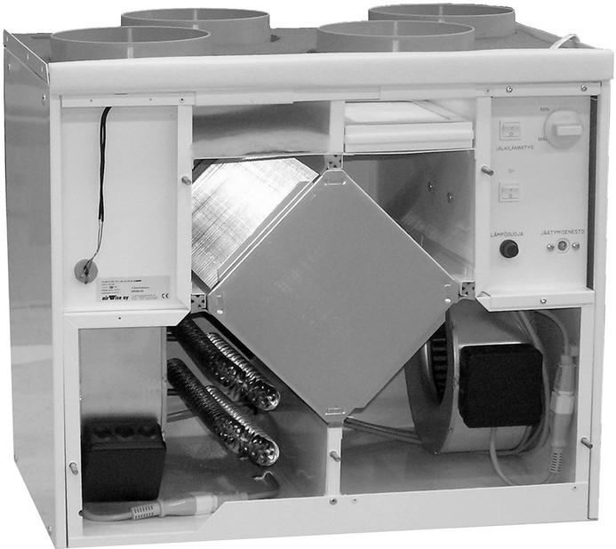 Filterset Parmair EX F7
