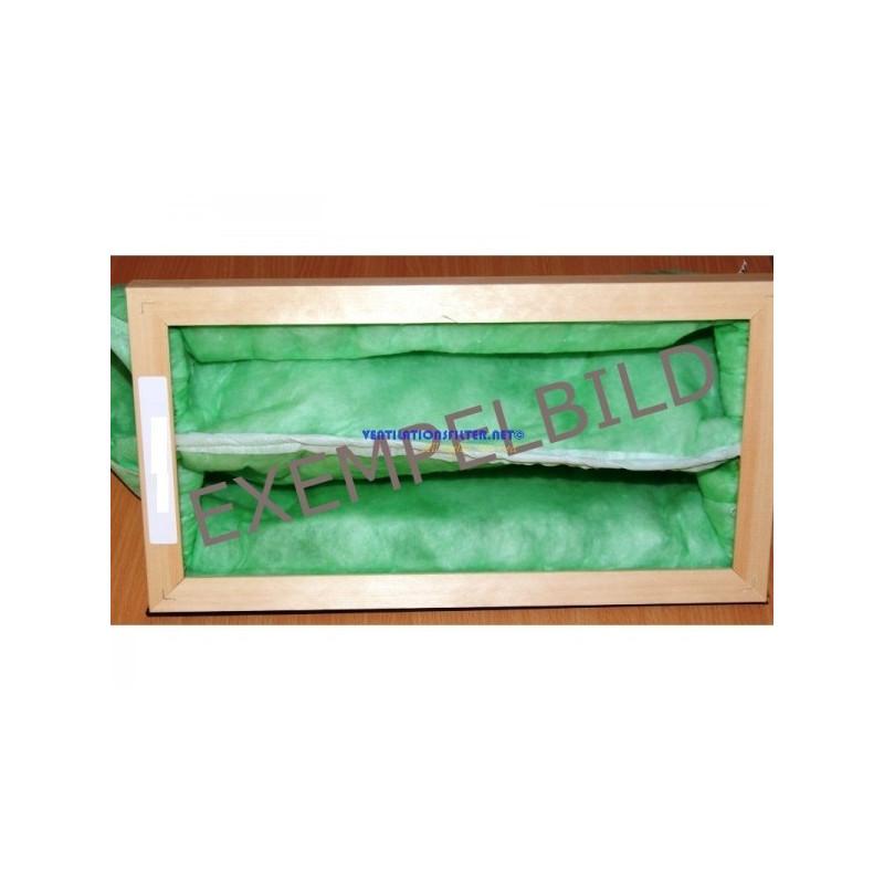 Påsfilter F5 490x592x200-4