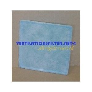 Trådramsfilter, G3, 355x245 mm