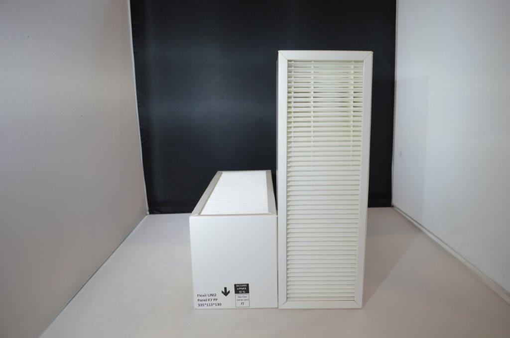 Filterset Flexit Spirit Uni 2 ePM1