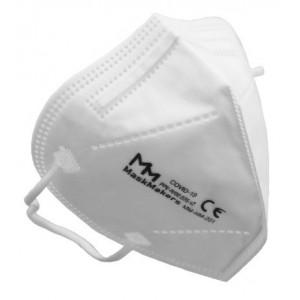 Filtrerande halvmask 10-pack