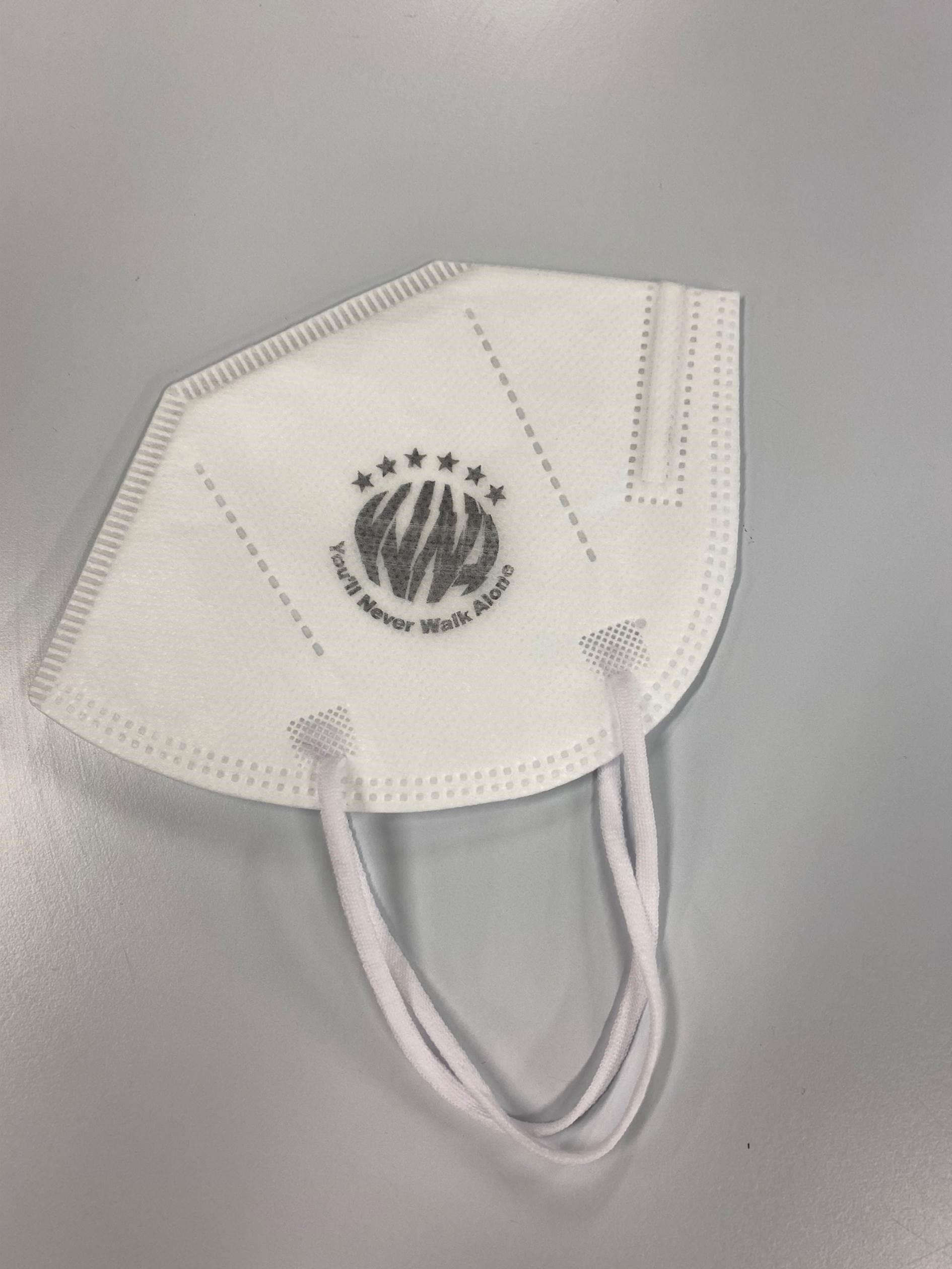 Filtrerande halvmask 10-pack YNWA
